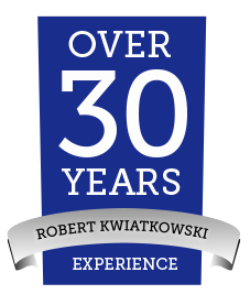 Robert Kwiatkowski has over 30 years hands on building experience