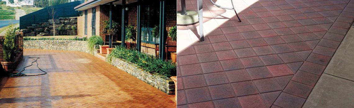 Robert kwiatkowski licensed general builder adelaide with for Paver installation adelaide