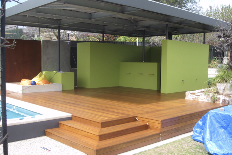 Outdoor Barbeque area - Beaumont South Australia