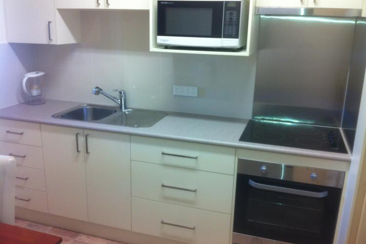 New kitchen installation in Findon, SA.